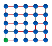 Maze Generation Algorithm - Depth First Search